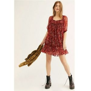 Free People More Than A Feeling Tunic Size M